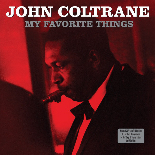 Coltrane, John My Favorite Things