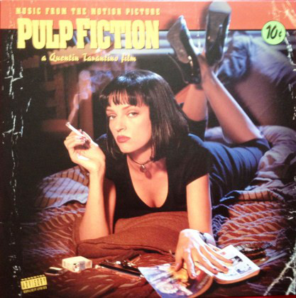 Various Pulp Fiction (Music From The Motion Picture)  Vinyl