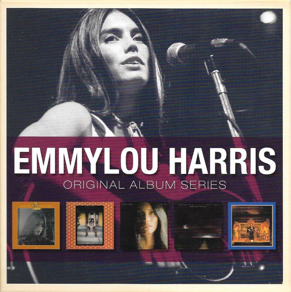 Harris, Emmylou Original Album Series Vinyl