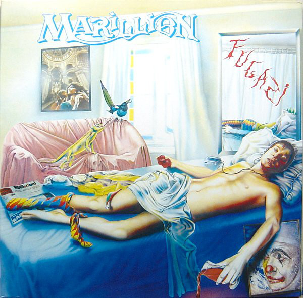 Marillion Fugazi