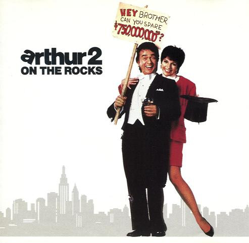 Original Motion Picture Soundtrack Arthur 2 On The Rocks