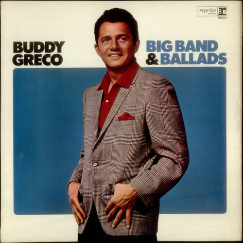 Buddy Greco Big Band & Ballads Vinyl
