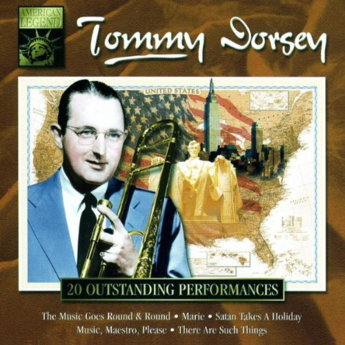 Dorsey, Tommy 20 Outstanding Performances CD