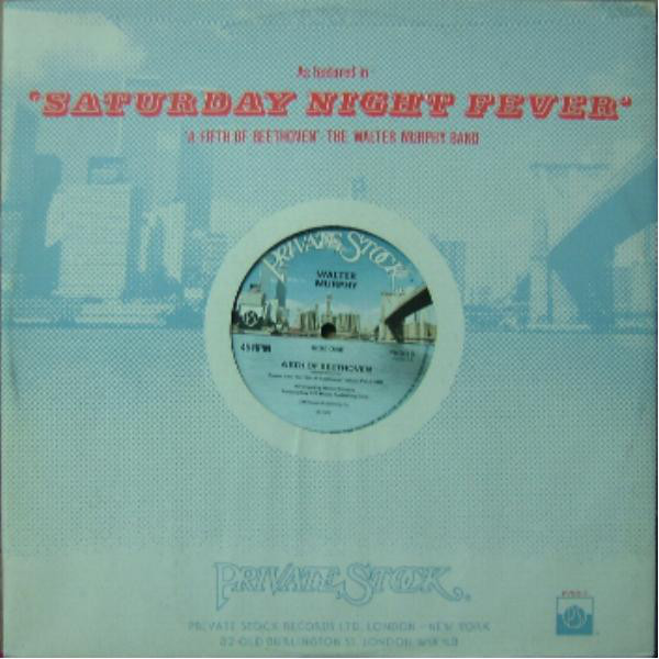 Walter Murphy A 5th Of Beethoven Vinyl