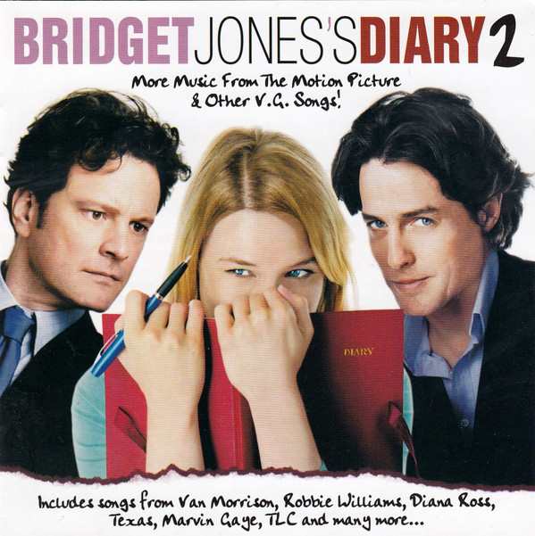 Various  Bridget Jones's Diary 2 (More Music From The Motion Picture & Other V. G. Songs!) CD