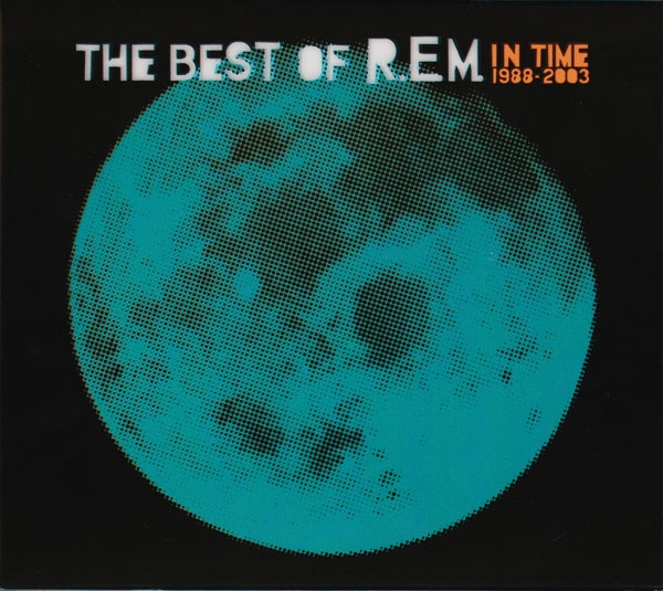 R.E.M The Best Of R.E.M In Time 1988 - 2003 CD