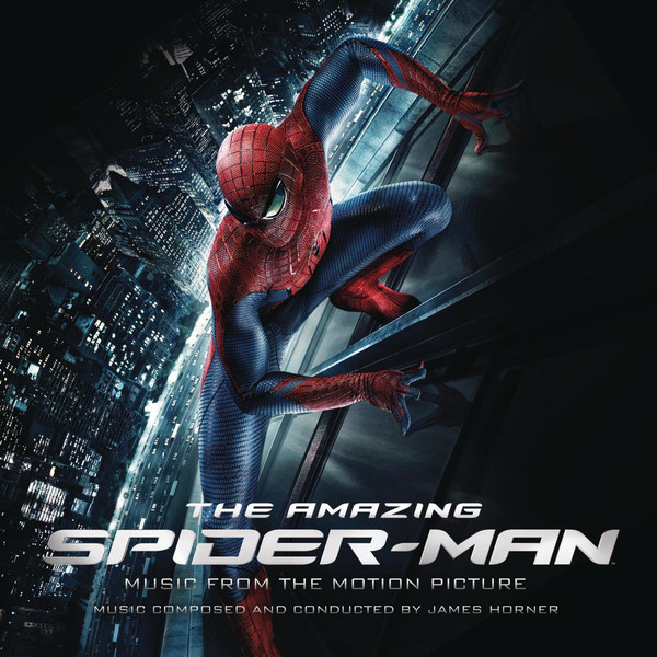James Horner The Amazing Spider-Man - Music From The Motion Picture