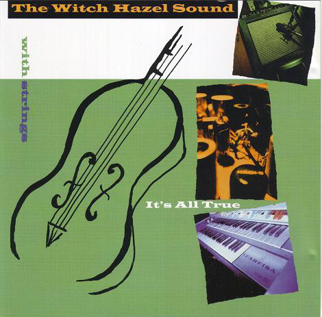 Witch Hazel Sound With Strings (The) It's All True CD