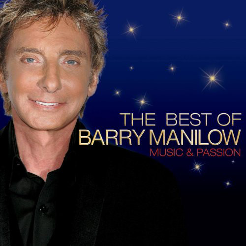 Manilow, Barry The Best Of Music & Passion CD
