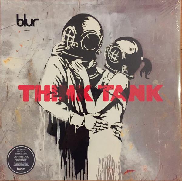 Blur Think Tank Vinyl