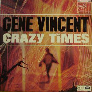 Gene Vincent Crazy Times Vinyl