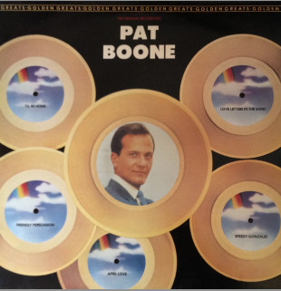 Boone, Pat Golden Greats Vinyl