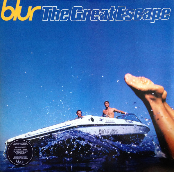 Blur The Great Escape  Vinyl