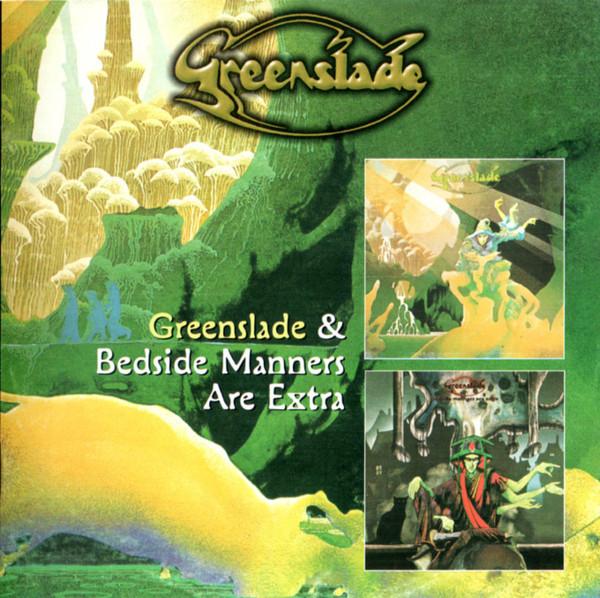 Greenslade Greenslade & Bedside Manners Are Extra