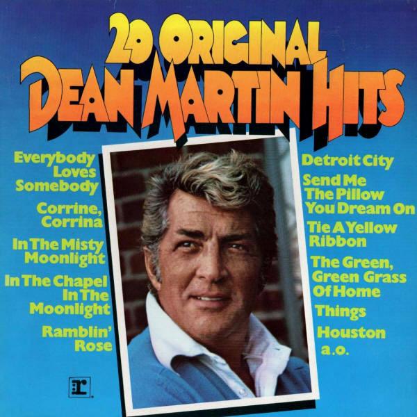 Dean Martin 20 Original Hits Of Dean Martin