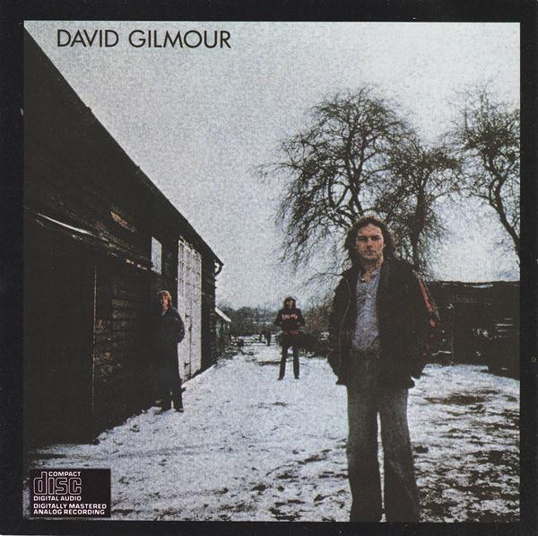 Gilmour, David David Gilmour