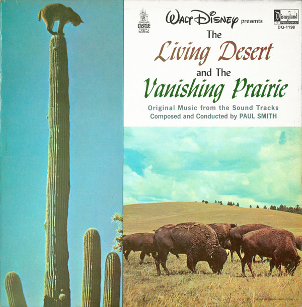 Paul Smith The Living Desert And The Vanishing Prairie Vinyl
