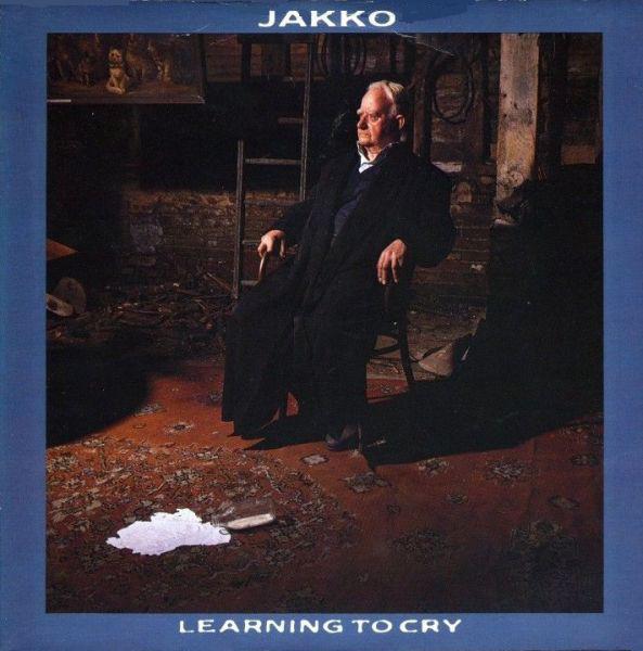 Jakko Learning To Cry Vinyl