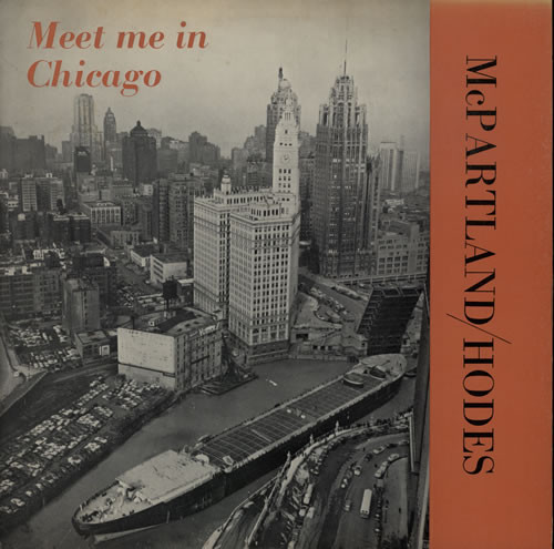 McPartland / Hodes Meet Me In Chicago Vinyl
