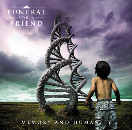 Funeral For A Friend Memory And Humanity CD