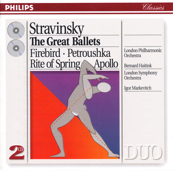 Stravinsky - London Philharmonic Orchestra, Bernard Haitink, London Symphony Orchestra, Igor Markevitch The Great Ballets