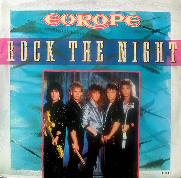 Europe Rock The Night