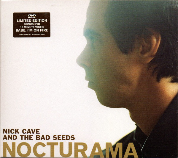 Cave, Nick & The Bad Seeds Nocturama