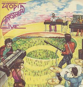 Utopia Another Live Vinyl