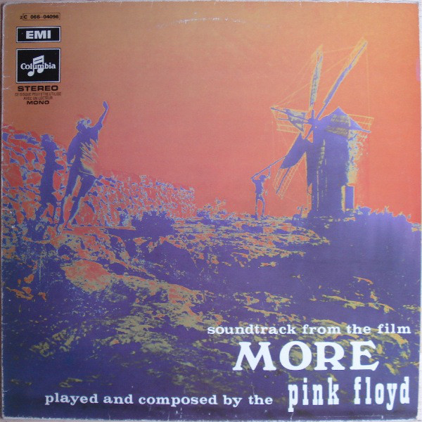 Pink Floyd More - Soundtrack