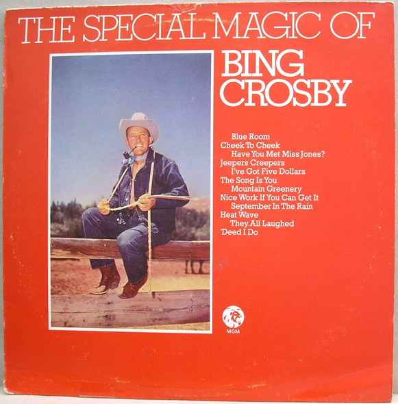Crosby, Bing The Special Magic Of Bing Crosby