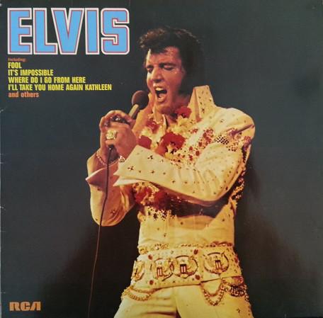 Elvis Presley Elvis Vinyl
