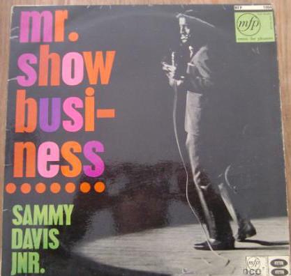 Sammy Davis Jr Mr Showbusiness Vinyl