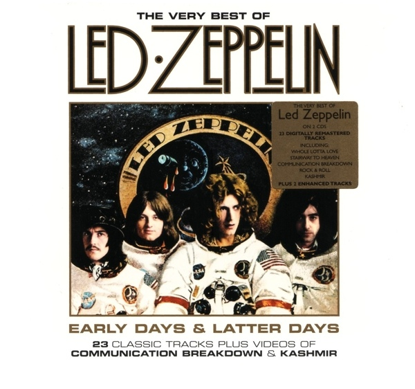 Led Zeppelin The Very Best Of Led Zeppelin - Early Days & Latter Days
