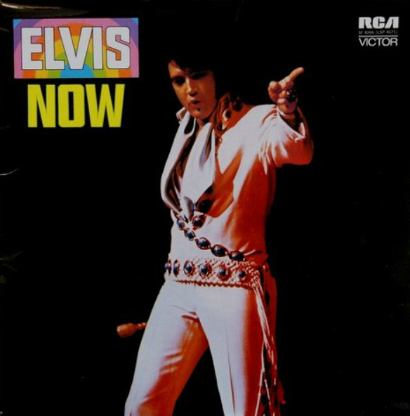 Presley, Elvis Elvis Now Vinyl