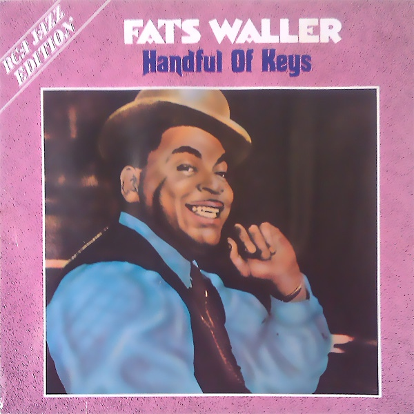 Waller, Fats Handful Of Keys Vinyl