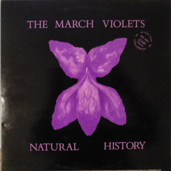 March Violets (The) Natural History Vinyl