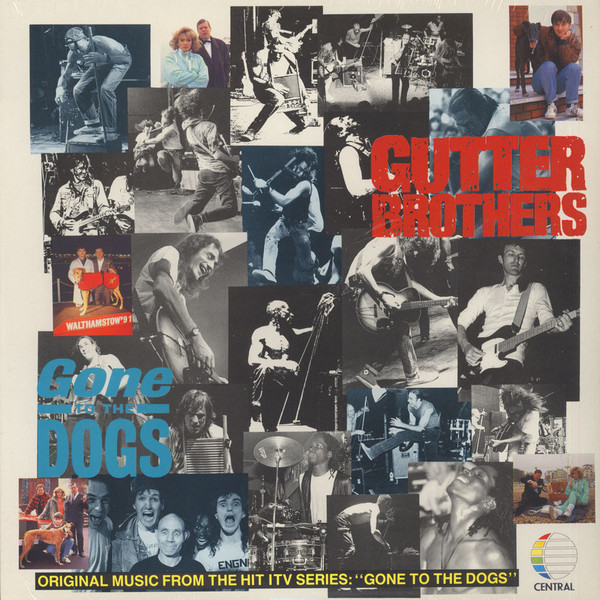 Gutter Brothers Gone To The Dogs Vinyl