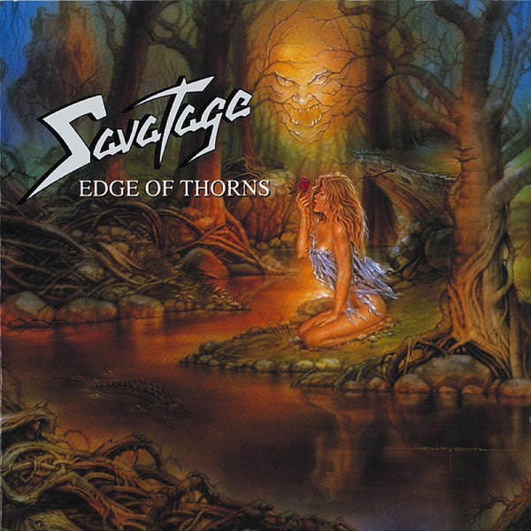 Savatage Edge Of Thorns