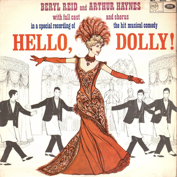 Reid, Beryl And Arthur Haynes Hello, Dolly Vinyl