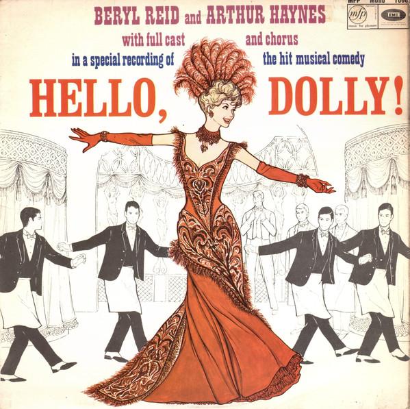 Reid, Beryl And Arthur Haynes Hello, Dolly