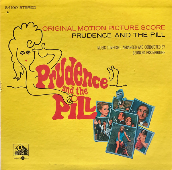 Bernard Ebbinghouse Prudence And The Pill  Vinyl