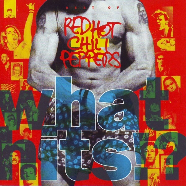 Red Hot Chili Peppers What Hits!? CD