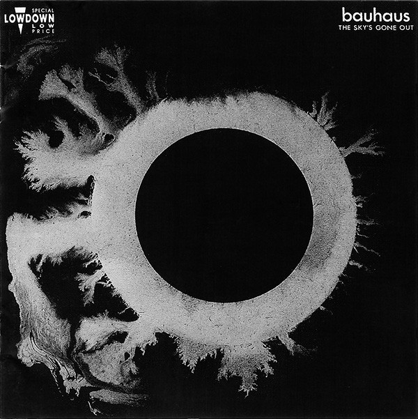 Bauhaus The Sky's Gone Out Vinyl