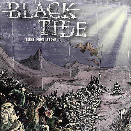 Black Tide Light From Above Vinyl