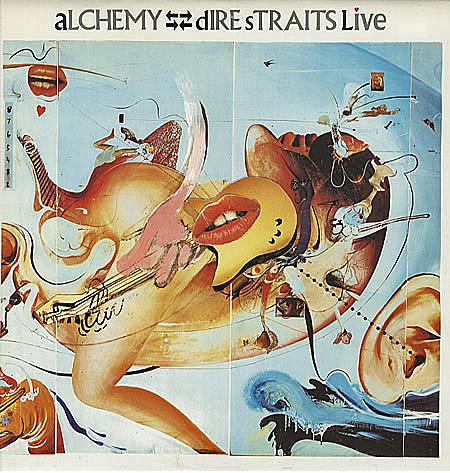Dire Straits Alchemy - Dire Straits Live