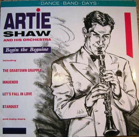 Shaw, Artie Begin The Beguine Vinyl