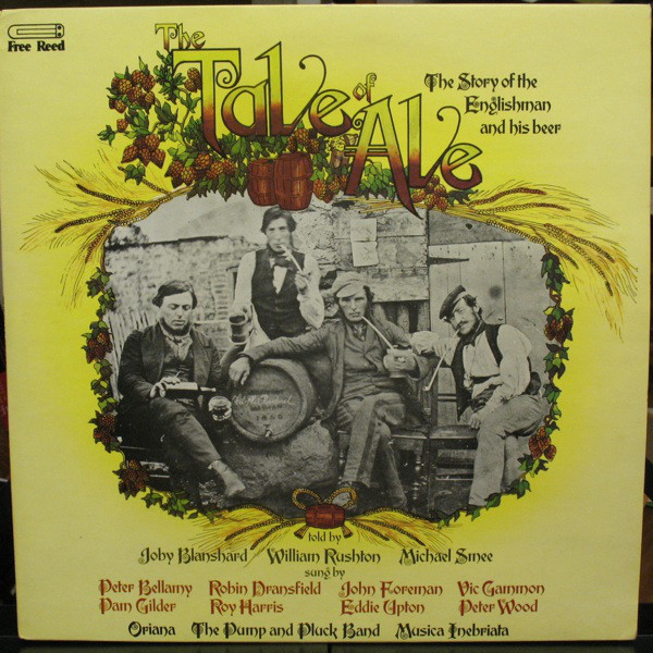 Various The Tale Of Ale (The Story Of The Englishman And His Beer) Vinyl