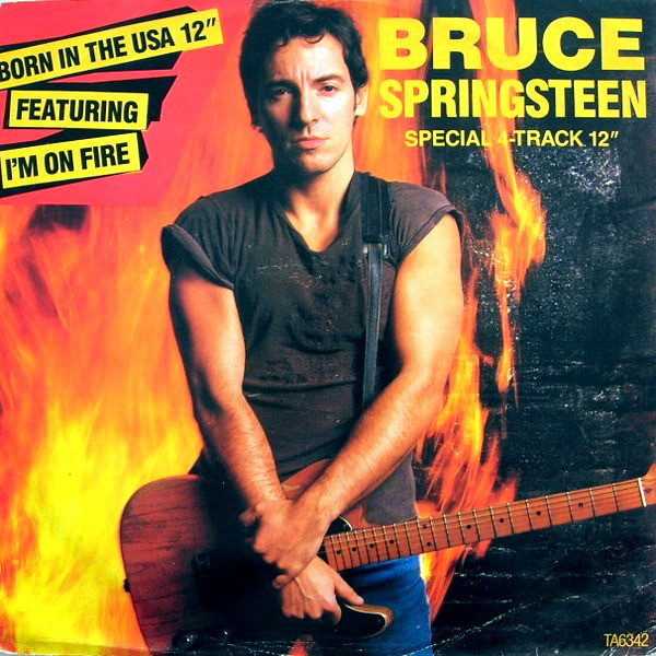Springsteen, Bruce I'm On Fire / Born In The U.S.A. Vinyl
