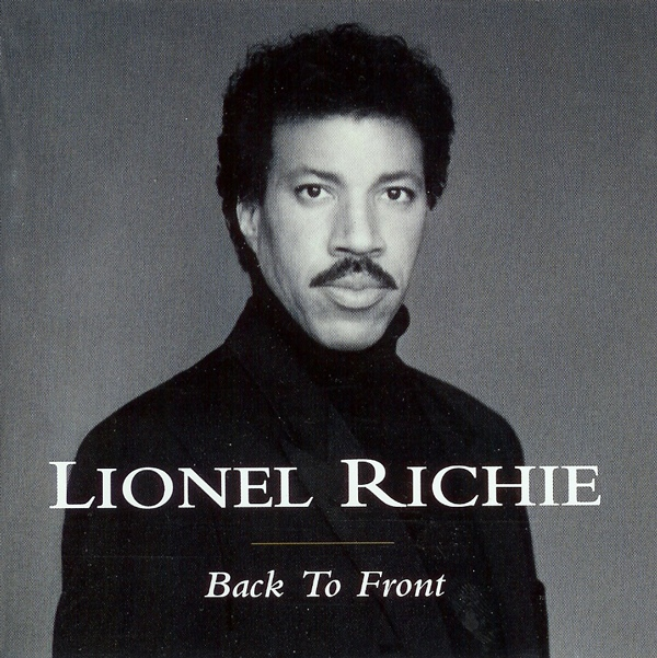 Richie, Lionel Back To Front