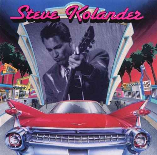 Kolander, Steve Steve Kolander
